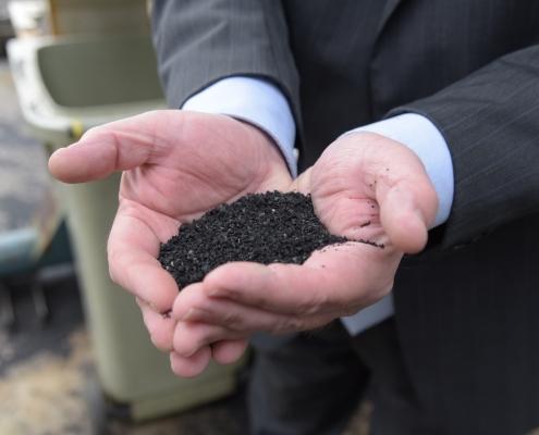 ROLLGOM : Produits issue du recyclage de pneus usagés